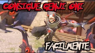 CONSEGUIR SKIN GENJI ONI FACIL (PC, PS4, XBOX1)