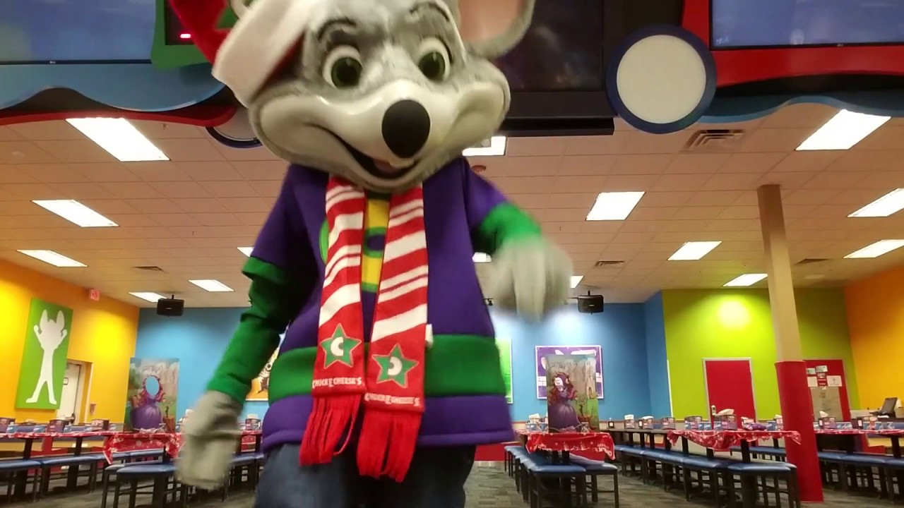 chuck e cheese happy dance how to
