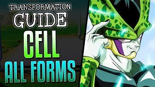 ALL CELL Transformations Explained