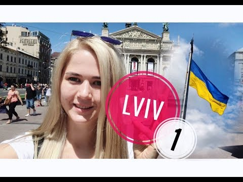VLOG: Привет Львов!