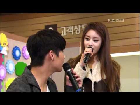 [HD] Dream High 2 (드림하이 2) -  Together - Jiyeon and JB and Hye-Seong [EPISODE 14 CUT]