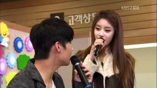 [HD] Dream High 2 (드림하이 2) -  Together - Jiyeon and JB and Hye-Seong [EPISODE 14 CUT]