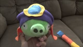 Angry Birds Epic Weapons and Costume plushes