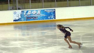 Елена Радионова, ПП, Rusian Juniors 2013