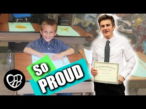 HIS LIFE IS CHANGING | We Are So Proud of Him | PHILLIPS FamBam VLogs