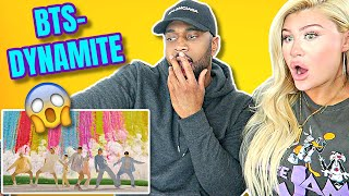 BTS (방탄소년단) 'Dynamite' Official MV Reaction |  (FIRST TIME REACTION!)