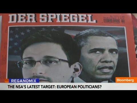 The NSA's Latest Target: European Politicians?