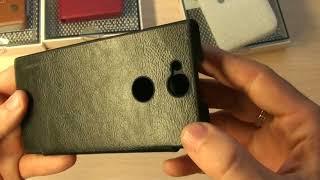 Чехол (книжка) для Sony Xperia XA2 Nillkin QIN обзор