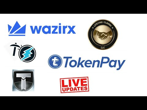 TOKENPAY, TBAR, COINOME, LCC, ETN, WAZIRX, BITHUMB, CRYPTOJAKING, WIREX, COINCHECK, SINGLE POINT