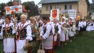XIV Dożynki Województwa Małopolskiego