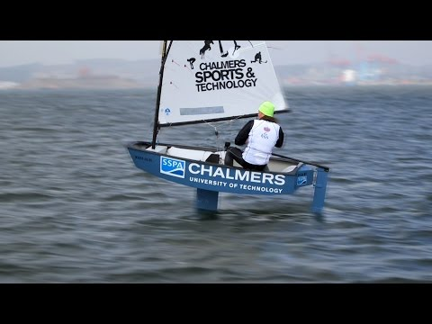 The Foiling Optimist