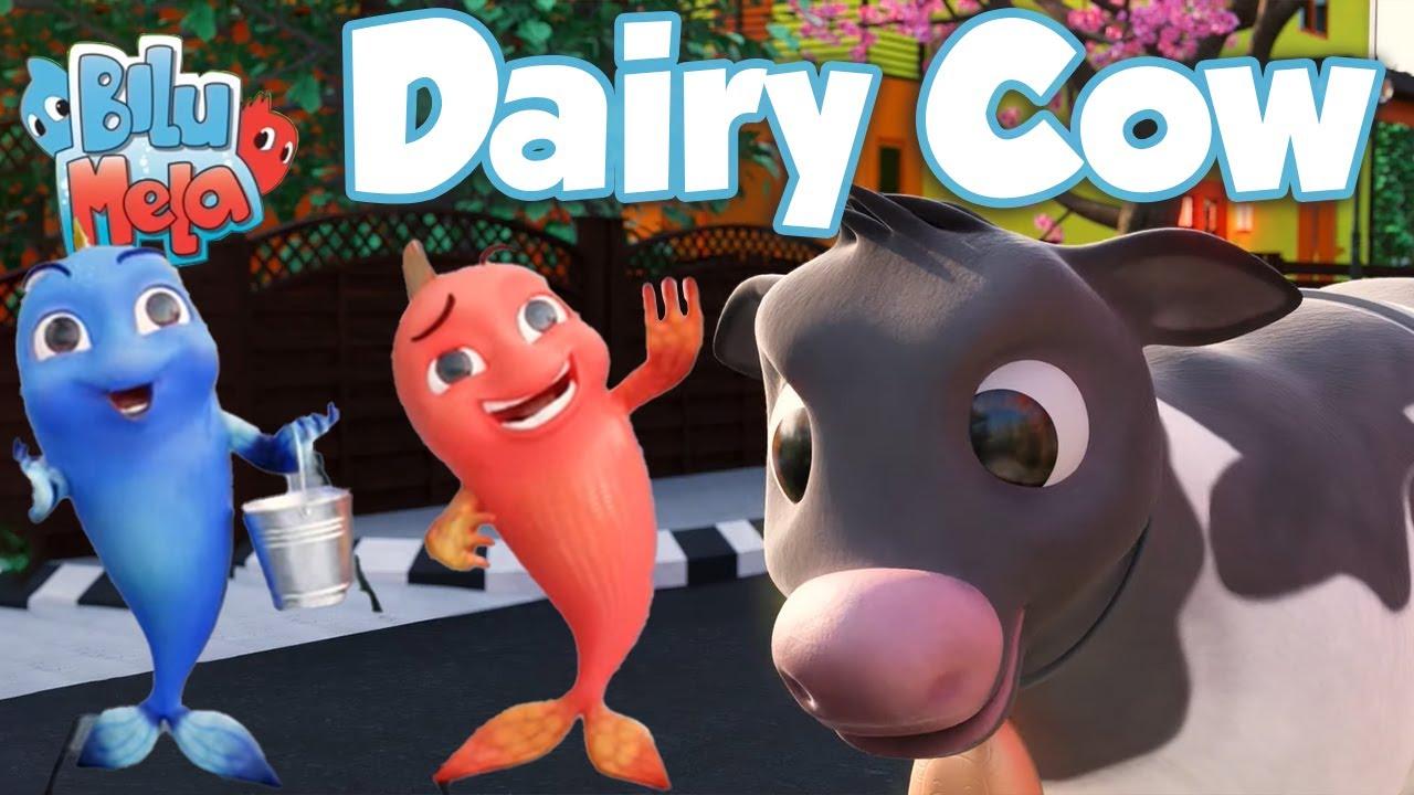 Bilu Mela - Dairy Cow