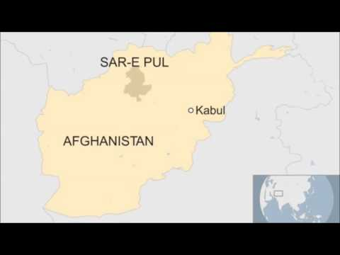 Afghan conflict :Dozens killed in 'brutal' Sar e Pul attack | News Hot Sensational Daily