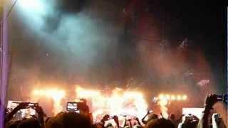 """Die Toten Hosen live @ Rock im Park 2012! """"Tage wie diese"""" mit Konfettiregen!"""