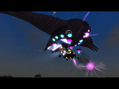 Planet Explorers: Five Different Boss Fights |