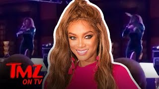 Tyra Banks Is A Freestyle Rapper Now! | TMZ TV