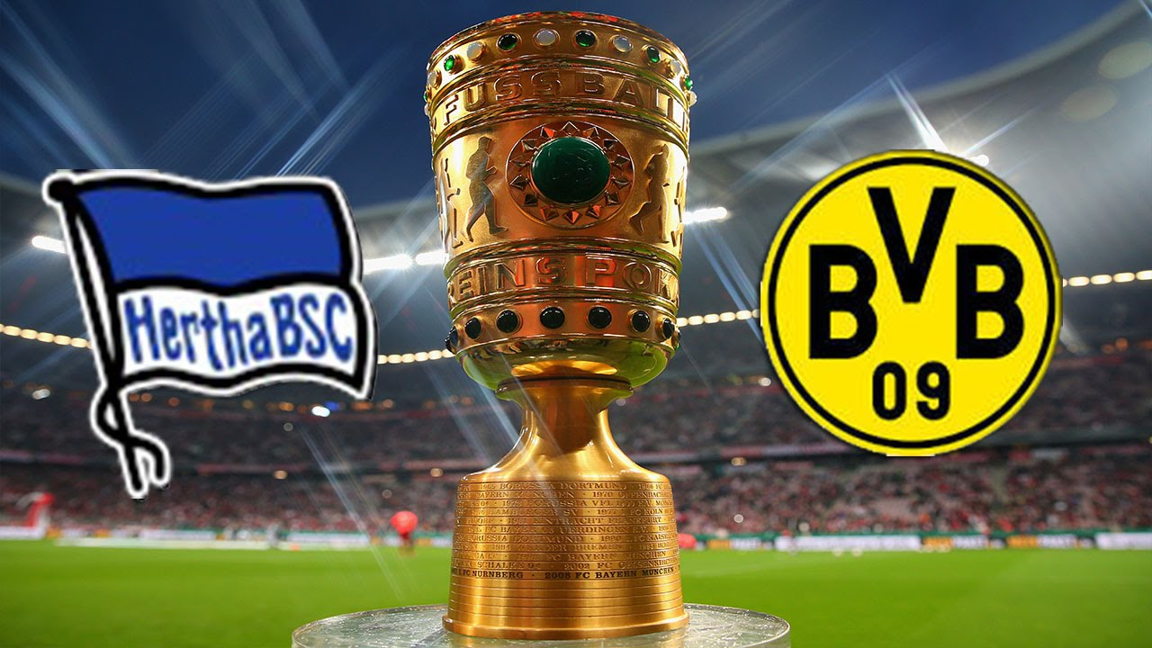 Hertha Bvb Dfb Pokal