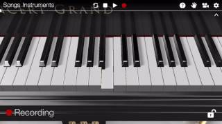 HIS THEME PIANO TUTORIAL