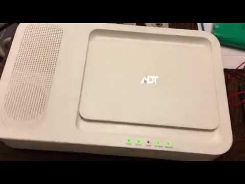 Adt Tssc Pulse System Test Youtube