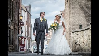 Vicki and Nick's Wedding Photography Preview Video ~ Hatfield College, Durham City, UK