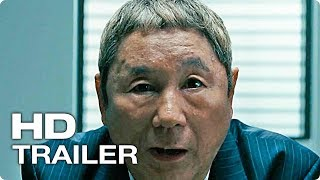 ПОСЛЕДНИЙ БЕСПРЕДЕЛ ✩ Трейлер (Такеши Китано, Драма, Криминал, 2018)