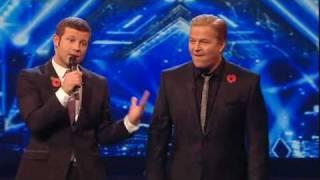 "The X Factor - Week 4 Act 4 - Daniel Evans | ""Don"