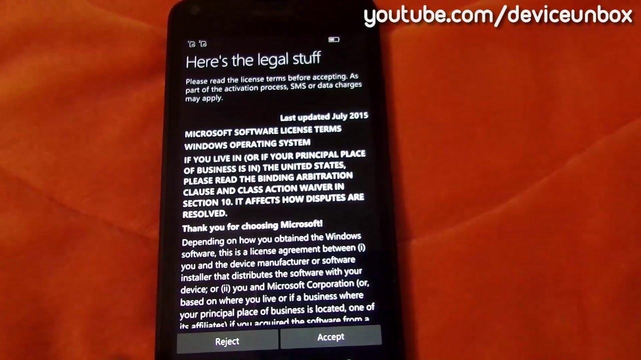 Windows phone 10 data - Windows Phone 10 Factory Reset