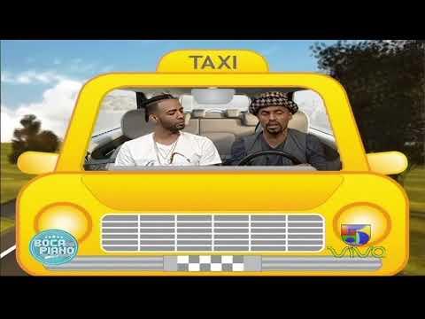 Lírico En El Taxi Chismoso De Boca De Piano Es Un Show
