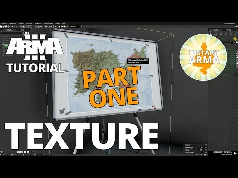Texture Part One – Arma 3 Tutorial thumbnail