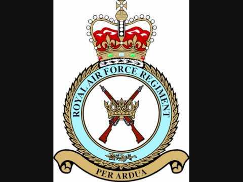 Royal Air Force Regiment (Quick March)