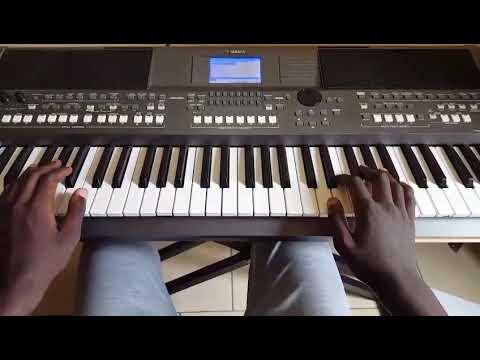 Naza Sac A Dos  - tuto piano - cover