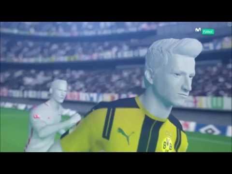 Bundesliga 2016-17 Intro