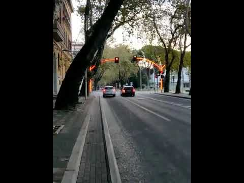 Improvised Traffic Light - Video From SWTC