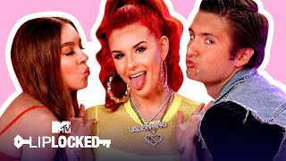 He's Gay, She's Straight, Their Kiss Is Sloppy AF | Lip Locked | MTV