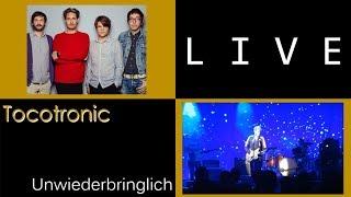 Tocotronic - Unwiederbringlich, live in München / Munich Tonhalle 2018-04-12