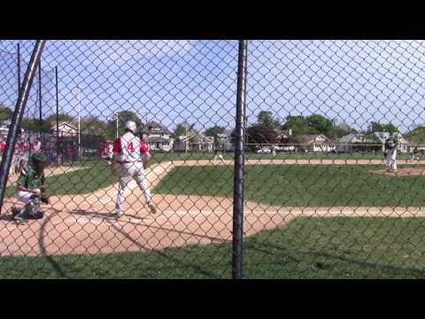 Long Branch High School Varsity Baseball vs Wall 2016