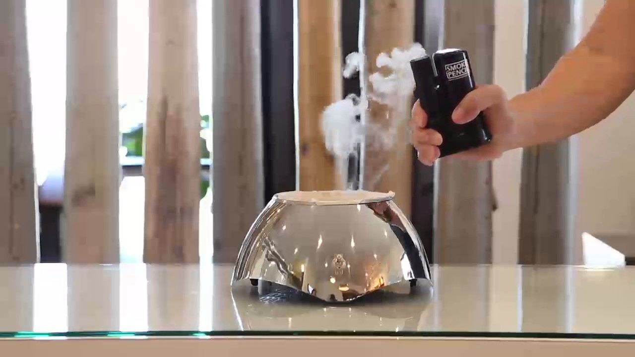 Gulfstream Nail Dust Collector - YouTube