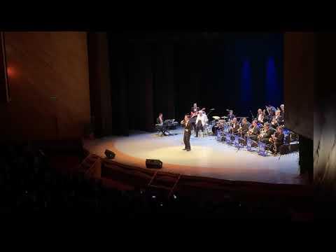 Shaymus Hanlin With Glenn Miller Orchestra
