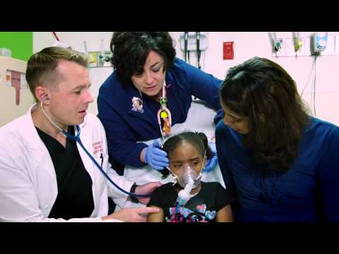 Anaiah's Mom Trusts the Emergency Room at Joe DiMaggio Children's Hospital