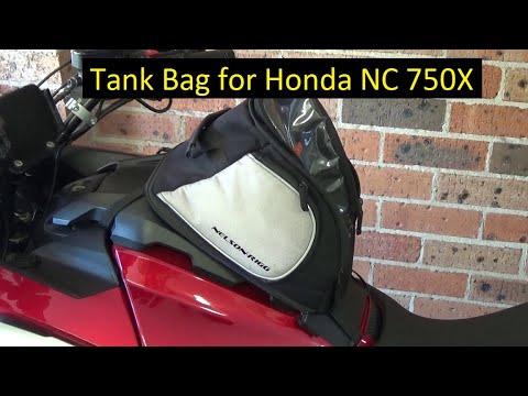 EA116 16-17 Givi Tank Bag 10L for Honda NC750X