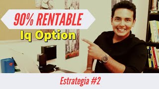 🔴Estrategia #2 IQ Option - Facil, Sencilla y Rentable (2019)