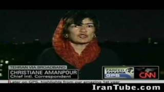 Iranian Election 2009 - Analysis by Fareed Zakaria and Christiane Amanpour in Iran