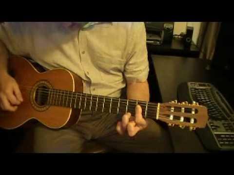 Beginner Guitar Lessons A7 Chord Open Position Fingering 3