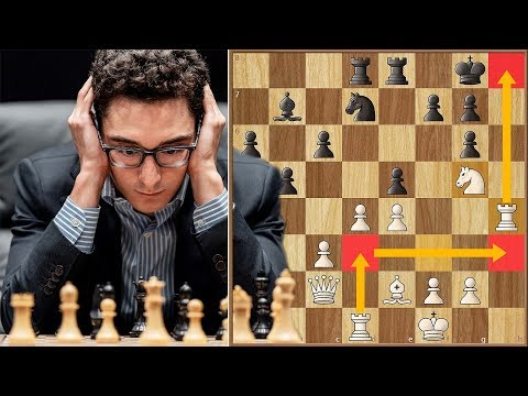 Hikaru, I've Come To Bargain | Caruana vs Nakamura | London Chess Classic 2018