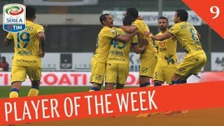PLAYER OF THE WEEK - Giornata 9 - Serie A TIM 2017/18