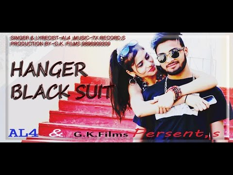 OFFICIAL || Happy New Year 2017 Song || Hanger Black Suit By || AL4 (Ashu) || Sonotek