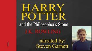 Reading Harry Potter - Book 1 [ relax * asmr * sleep ]