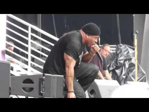 """Going Back to Cali"" LL Cool J@RFK Stadium Washington DC 7/4/15"
