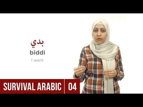 Survival Arabic: Lesson 04 - At The Restaurant