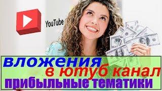 Как быстро найти рекламодателей для вашего канала на YouTube. Как заработать деньги на видео в ютубе